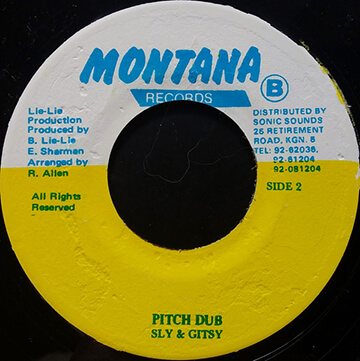 Pitch Riddim