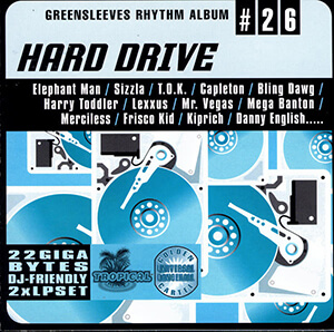 Greensleeves Rhythm Album #26: Hard Drive Part 1