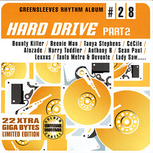 Greensleeves Rhythm Album #28: Hard Drive Part 2