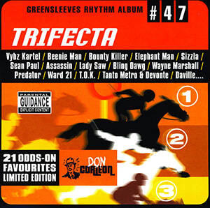 Greensleeves Rhythm Album #47: Trifecta