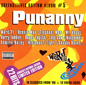 Greensleeves Rhythm Album #5: Punanny