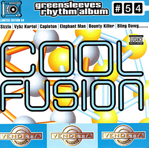 Greensleeves Rhythm Album #54: Cool Fusion
