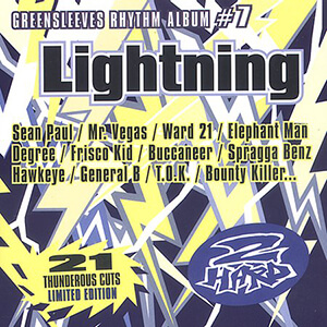 Greensleeves Rhythm Album #7: Lightning