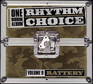 Rhythm Choice Volume 9: Battery