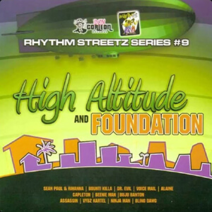 Rhythm Streetz Series #9: High Altitude & Foundation
