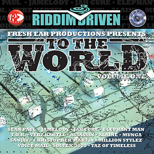 Riddim Driven: To The World