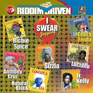 Riddim Driven: I Swear Juggling