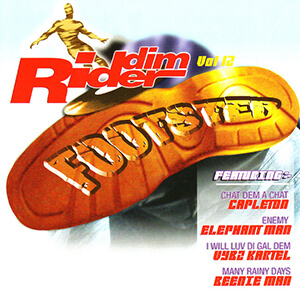 Riddim Rider Vol. 12: Footstep